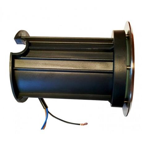Porta Faretto calpestabile carrabile IP67 con attacco GU10 e Vetro Satinato