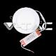 Pannello LED rotondo 6W incasso Driver incl. Premium