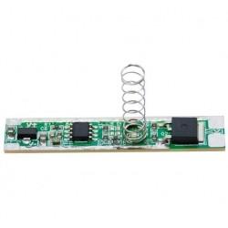 Dimmer Touch LED 12/24Vdc per profili in alluminio