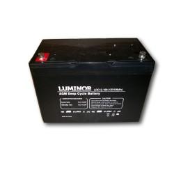 Batteria AGM 100Ah