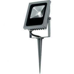 Faro LED 10W SMD IP65 con picchetto
