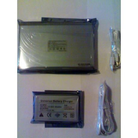 Batteria esterna universale + caricabatteria 60WH