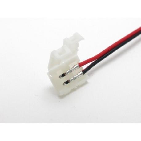 Connettore per strip 2PIN 12/24V
