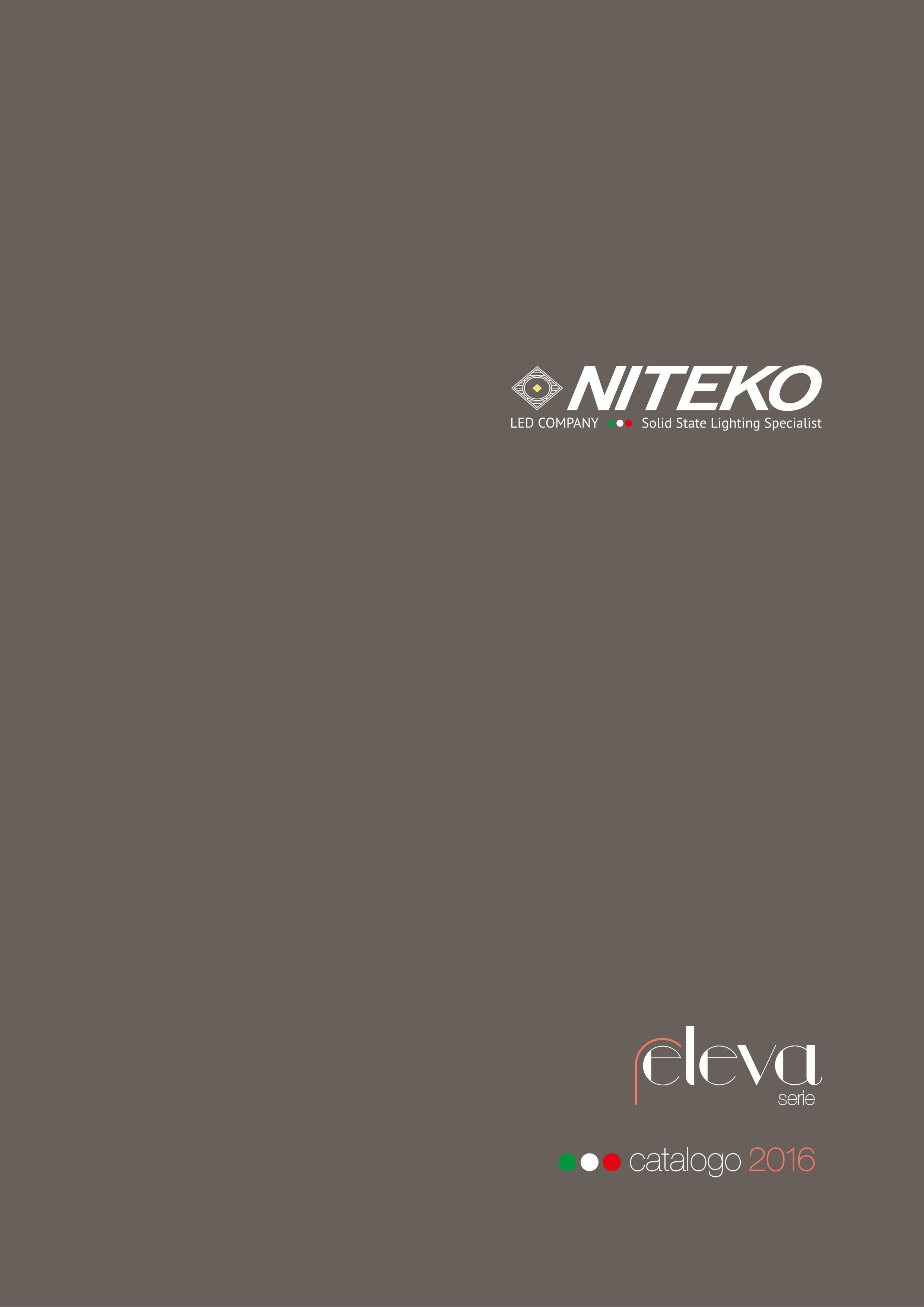 catalogo niteko