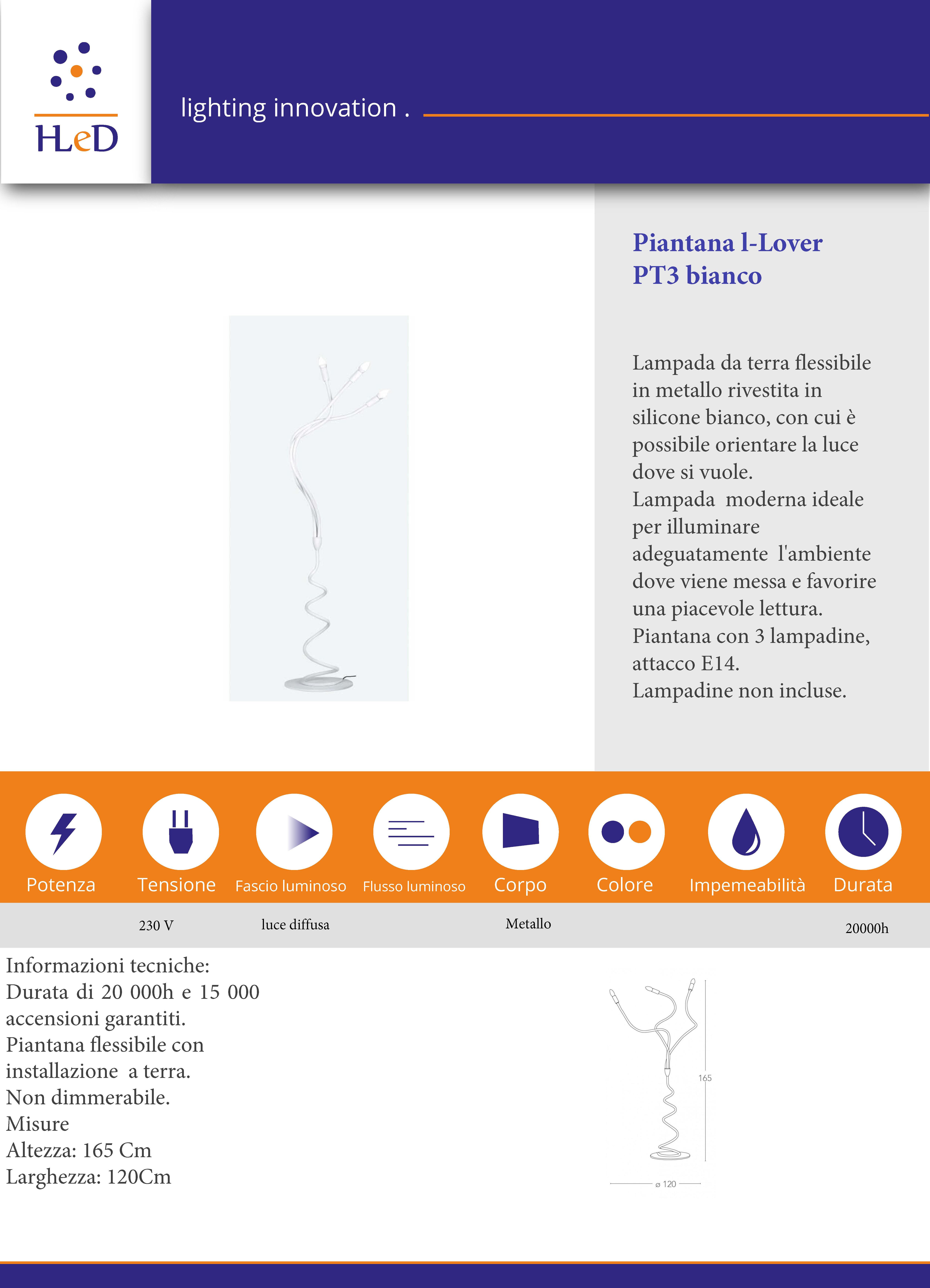 I-LOVER PT3 BIANCO