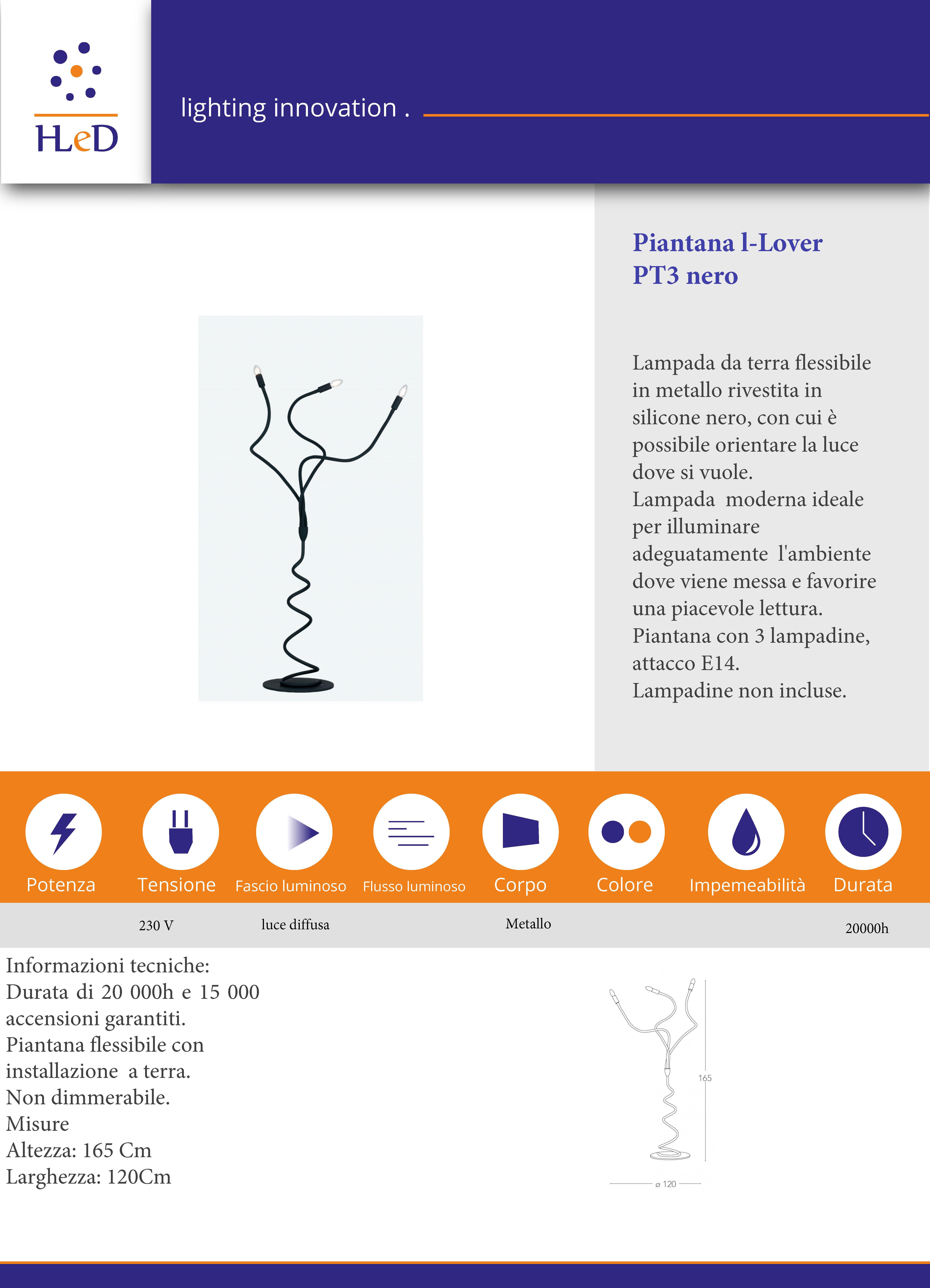 I-LOVER PT3 NERO